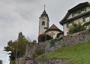Kirche Flüelen. (Bild: Google Streetview)