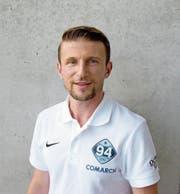 Dusan Ilic (35), Sportchef von Zug 94. (Bild: PD)