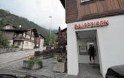 Die Raiffeisenbank Schächental – hier der Hauptsitz in Bürglen – will weiterhin eigene Wege gehen. (Bild: Urs Hanhart (27. September 2016))