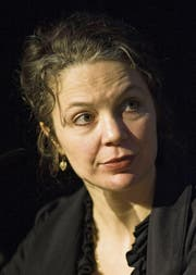 Autorin Melinda Nadj Abonji erzählt vom Leben eines Unangepassten. (Bild: Sven Simon/Imago (20. März 2011))