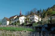 Das ehemalige Kapuzinerkloster in Altdorf. (Bild: PD)