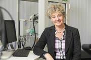 Die Luzerner Ärztin Irene Kunz arbeitet seit 2000 bei der Suva und leitet seit 2008 die arbeitsmedizinischen Labors der Unfallversicherung. (Bild: PD/Alma Johanns)
