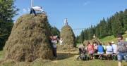 Das Tristen-Fest auf dem Mostelberg war ein Volltreffer. (Bild: Ernst Immoos, Bote der Urschweiz)