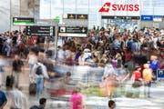 Flughafen Zürich (Bild: Keystone)