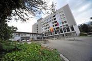 Für das kleine Kantonsspital Uri wird die Kooperation mit ausserkantonalen Spitälern immer wichtiger. (Bild Urs Hanhart)