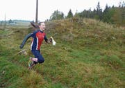 Mirjam Würsten liegt gut im Rennen bei den OL-Meisterschaften (Bild: PD (Vallée de Joux, 22. Oktober 2016))