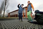 Im Jahr 2019 soll das Schulhaus Riedmatt mit einer Erweiterung ausgestattet sein. (Bild Stefan Kaiser)