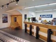 Das Tourismusbüro in Erstfeld hat an mindestens fünf Tagen in der Woche geöffnet. (Bild: PD)