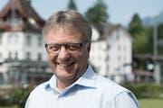 Josef Niederberger, CVP, bisher: «Meine Ziele konnte ich erreichen.» (Bild: Corinne Glanzmann)