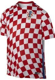 Trikot von Kroatien (Bild: zvg)