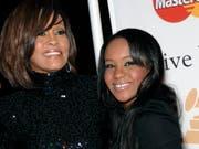 Sind jetzt beide tot: Sängerin Whitney Houston mit Tochter Bobbi Kristina Brown (Archivbild) (Bild: KEYSTONE/AP R-STEINBERG/DAN STEINBERG)
