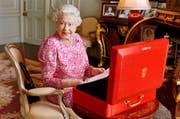 Die Queen feiert ihren 75. Geburtstag. (Bild: AP / Mary McCartney)