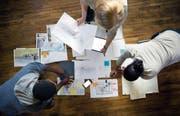 Wie sollen junge Unternehmer mit neuen Ideen unterstützt werden? Dazu gibt es verschiedene Vorstellungen. (Bild: Getty)