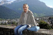 Annalise Russi möchte als erste Urner Grüne den Sprung ins Bundesparlament schaffen. (Bild Urs Hanhart)