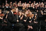 Die drei Trievent-Konzerte im Theater Uri sind ausverkauft. (Bild: Urs Hanhart (Altdorf, 24. November 2017))