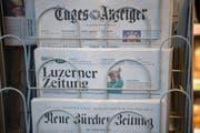 Die «Luzerner Zeitung» hat 297'000 Leser. (Bild: Keystone / Urs Flüeler)