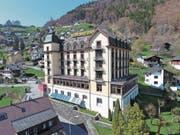 Das Hotels Edelweiss soll ab Frühsommer zu einem Wohnhaus umgebaut werden. (Bild: PD)