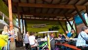 Hammer-Sound in Ibach mit Greatdane. (Bild: Bote der Urschweiz)