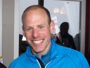 Christian Stebler, Trainer aus Wolfenschiessen: «Die Arbeit mit jungen Menschen, zu sehen, wie sie Fortschritte machen, fasziniert mich.» (Bild: Kurt Liembd)