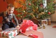 Am beliebtesten bei Herr und Frau Schweizer: Geschenkgutscheine. (Bild: Keystone / Laurent Gilliéron)