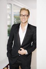 Dominik Kaiser, Geschäftsführer der 3 Plus Group AG (Bild: Keystone / 3+ Group AG)