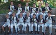 Die Urner Nationalturner können auf einen erfolgreichen Jugendnationalturntag zurückblicken. (Bild: PD)