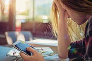 Die Plattform Instagram ist beliebt bei Jugendlichen, sie machen darauf aber nicht nur gute Erfahrungen. (Symbolbild: Getty)