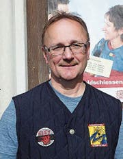 Hanspeter Schuler traf 18 Mal genau ins Schwarze. (Bild: gw (Altdorf, 10. Juni 2017))