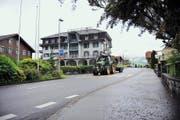 Das Hotel Krone in Giswil. Ein neuer Verwaltungsratspräsident will nun für Ordnung und Kontinuität sorgen. (Bild Christoph Riebli)