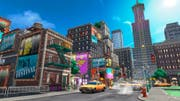Das new-york-inspirierte «New Donk City»-Level. (Bild: Nintendo/Screenshot)