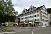 Ab Herbst wird das Hotel Kreuz in Sachseln von Bruno della Torre geführt. (Bild Christoph Riebli)