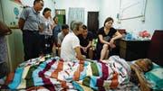 Langsames Sterben: Der «Goldene Leopard» geht an den chinesischen Dokumentarfilm «Mrs. Fang». (Bild: Festival Locarno)