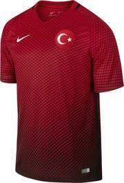 Trikot der Türkei (Bild: zvg)