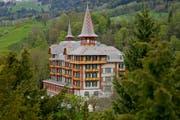 Das Hotel Paxmontana in Flüeli-Ranft. (Bild Corinne Glanzmann)