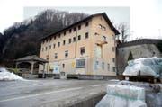 Die Kapazität in der Asylunterkunft Rotzloch in Stansstad ist erweitert worden. (Bild Corinne Glanzmann)
