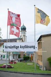 Noch immer bläst der Urner Sozialdirektion in Sachen Seelisberg ein heftiger Wind entgegen. (Bild: Keystone/Urs Flüeler)