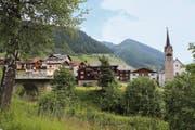 Beat Roeschlins neuer Wirkungskreis: Das Dorf Sedrun, Hauptort der Bündner Gemeinde Tujetsch. (Bild: PD)