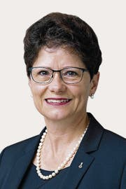 Maya Büchi-Kaiser, FDP, bisher. (Bild: PD)