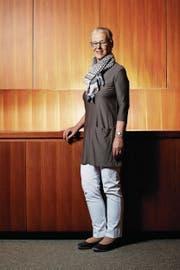 Ursula Popp (66): «Ich will mich auch weiterhin aktiv beteiligen.» (Bild: Stefan Kaiser (Edlibach, 12. Januar 2018))