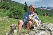 Schafzüchter Dani Ritler. (Bild: Karin Ritler)