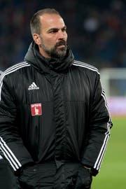 FCL-Trainer Markus Babbel, hier im Spiel am Samstag gegen Basel. (Bild: Georgios Kefalas / Keystone)