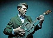 Aus New Orleans kommt Sänger und Gitarrist Luke Winslow-King. (Bild: PD)
