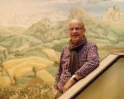 Feiert ein Jubiläum: Theater-Regisseur Eugen Niederberger. (Bild: ichard Greuter (Ennetmoos, 10. Januar 2018))