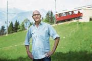 800 000 Touristen auf der Rigi sind genug, findet Kulturwissenschafter René Stettler. (Bild: Jakob Ineichen (Rigi Kaltbad, 18. Juli 2017))