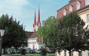 Das Kloster Muri wird wiederum Schauplatz einzigartiger Konzerte und Führungen. (Bild: Cornelia Bisch (3. September 2017))