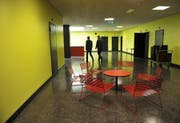 Würden weniger SchülerInnen und Schüler die kanti besuchen? Blick in Kantonsschule Sarnen. (Bild: (Neue NZ) (Neue Obwaldner Zeitung))