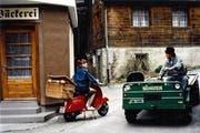 «Gekauftes Glück» wurde unter anderem in Isenthal gedreht. (Bild: pd)