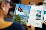 Über 250 Berg- und Seilbahnen sind im neuen Bergbahnenführer informativ porträtiert. (Bild Corinne Glanzmann)