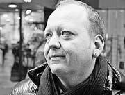 Maik Becker, 36, Pfarrer, St.Gallen (Bild: Tim Wirth)