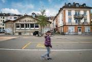 Der Heimatschutz fordert den Kauf dieser Häuser durch die Stadt. (Bild: Urs Bucher)